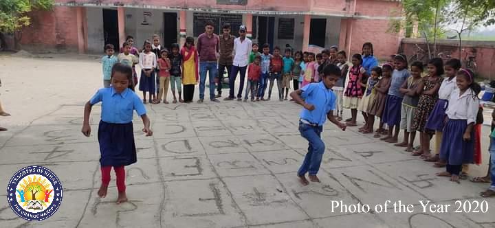 Basic School Bhawanipur, Sangarampur ,W.Champaran