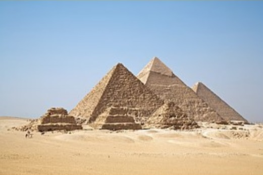 Click to view मिस्र  के पिरामिड
